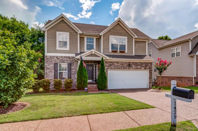 1429 Bern Dr, Spring Hill, TN 37174 (MLS #1947462) :: RE/MAX Homes And Estates