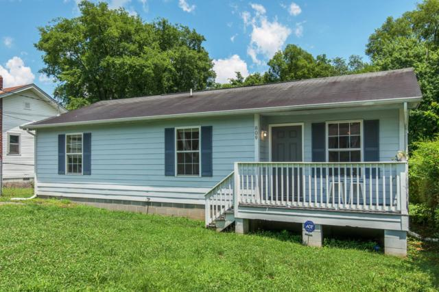 809 N 6Th St, Nashville, TN 37207 (MLS #1947500) :: DeSelms Real Estate