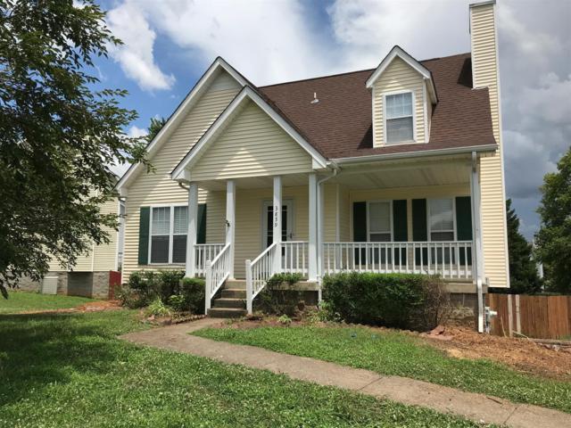 3859 Man O War Blvd, Clarksville, TN 37042 (MLS #1947628) :: Nashville on the Move