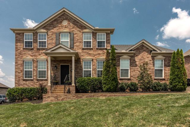 1544 Hunt Club Blvd, Hendersonville, TN 37075 (MLS #1947815) :: Ashley Claire Real Estate - Benchmark Realty