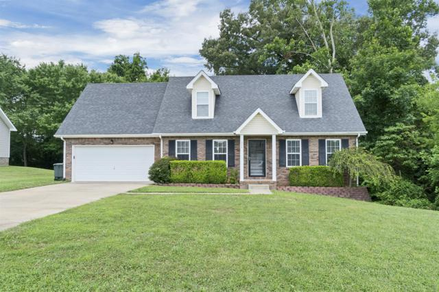 826 Buckhorn Dr, Clarksville, TN 37043 (MLS #1947950) :: Ashley Claire Real Estate - Benchmark Realty