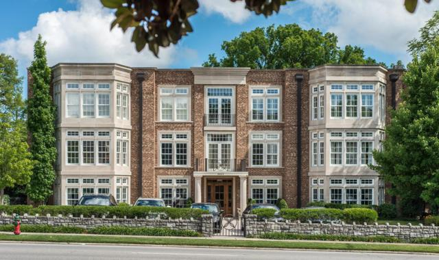 3821 West End Ave #302, Nashville, TN 37205 (MLS #1948017) :: RE/MAX Choice Properties