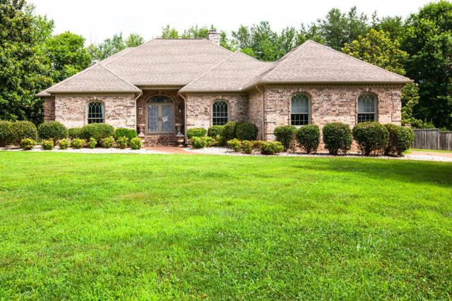 1024 Saint Georges Way, Franklin, TN 37064 (MLS #1948721) :: The Kelton Group