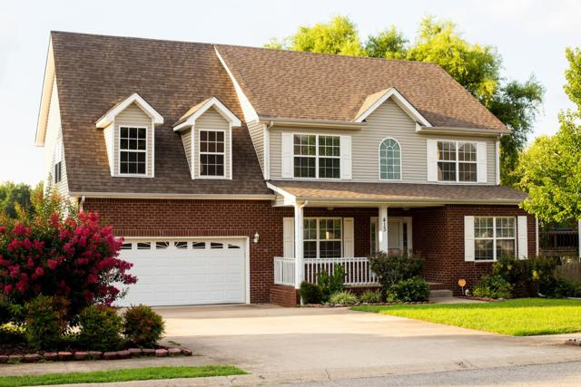 413 Winding Bluff Way, Clarksville, TN 37040 (MLS #1948726) :: RE/MAX Homes And Estates