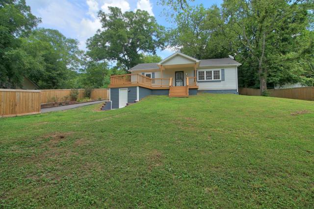 1284 Campbell Rd, Goodlettsville, TN 37072 (MLS #1948785) :: Berkshire Hathaway HomeServices Woodmont Realty