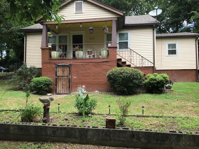 520 Moore Ave, Nashville, TN 37203 (MLS #1948948) :: CityLiving Group