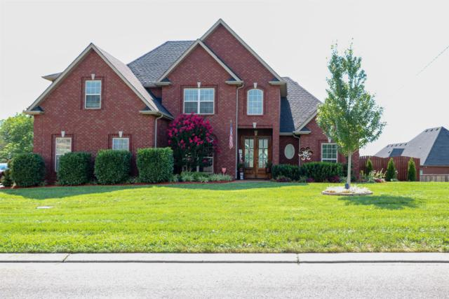 1113 Blackjack Way, Murfreesboro, TN 37129 (MLS #1949005) :: Team Wilson Real Estate Partners