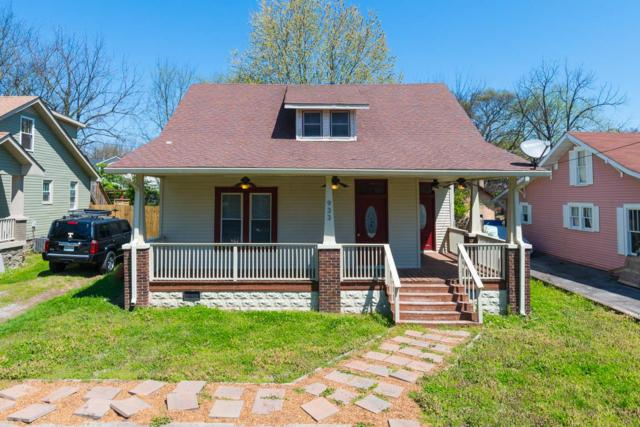 933 Mcclurkin Ave, Nashville, TN 37206 (MLS #1949048) :: The Kelton Group