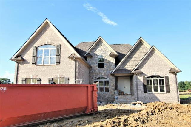 149 Springfield Dr. #56-C, Lebanon, TN 37087 (MLS #1949193) :: The Milam Group at Fridrich & Clark Realty