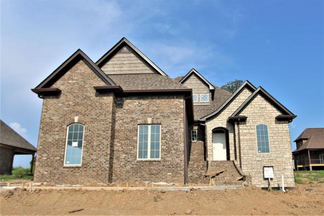 437 Whitley Way #212, Mount Juliet, TN 37122 (MLS #1949224) :: Ashley Claire Real Estate - Benchmark Realty