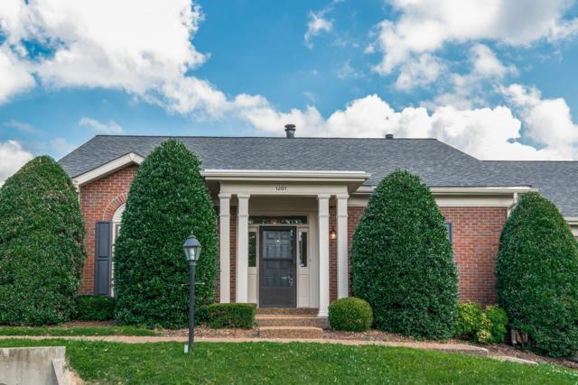 1201 Brentwood Pt #1201, Brentwood, TN 37027 (MLS #1949420) :: REMAX Elite