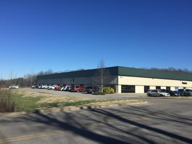 163 Business Park Drive, Lebanon, TN 37090 (MLS #1949466) :: REMAX Elite