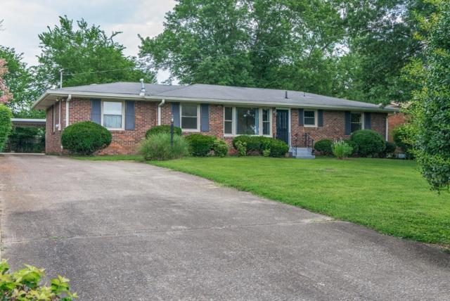 1815 Guest Dr, Nashville, TN 37216 (MLS #1949484) :: The Milam Group at Fridrich & Clark Realty