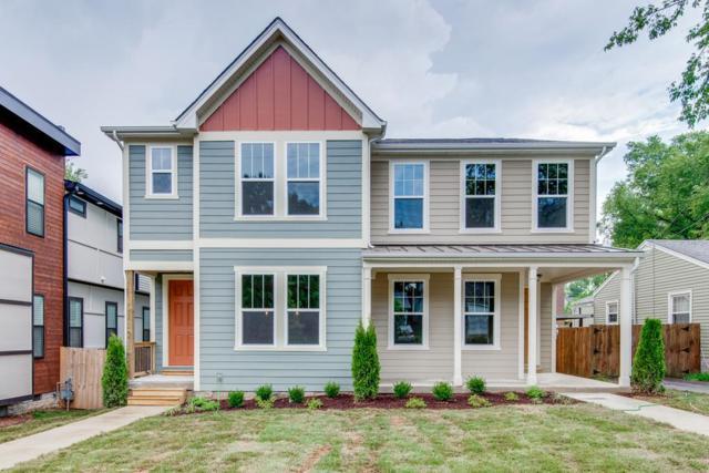 533 B Moore Ave, Nashville, TN 37203 (MLS #1949552) :: EXIT Realty Bob Lamb & Associates