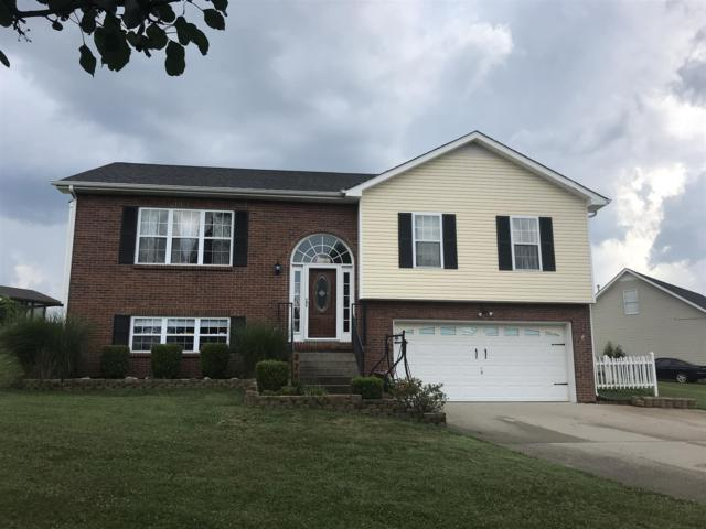 829 Buckhorn Dr, Clarksville, TN 37043 (MLS #1949581) :: Ashley Claire Real Estate - Benchmark Realty