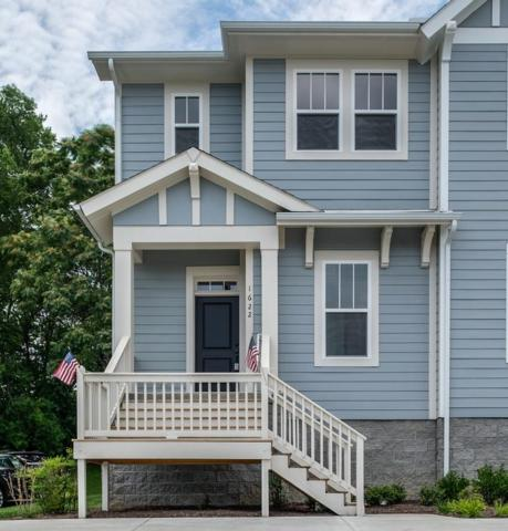 1622 B Branch St, Nashville, TN 37216 (MLS #1949630) :: The Kelton Group