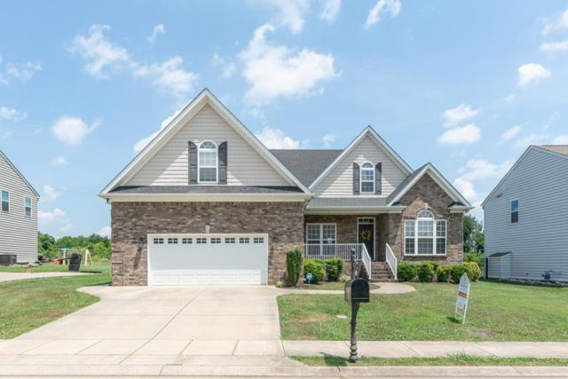 1709 Muirwood Blvd, Murfreesboro, TN 37128 (MLS #1949656) :: The Milam Group at Fridrich & Clark Realty