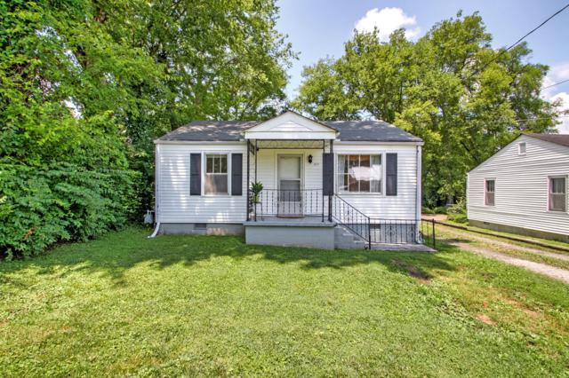 527 Snyder Ave, Nashville, TN 37209 (MLS #1949665) :: EXIT Realty Bob Lamb & Associates