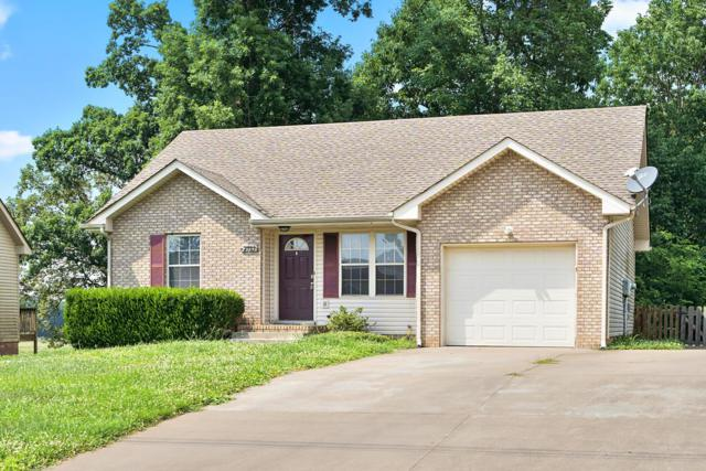 2509 Rafiki Dr, Clarksville, TN 37042 (MLS #1949667) :: The Milam Group at Fridrich & Clark Realty