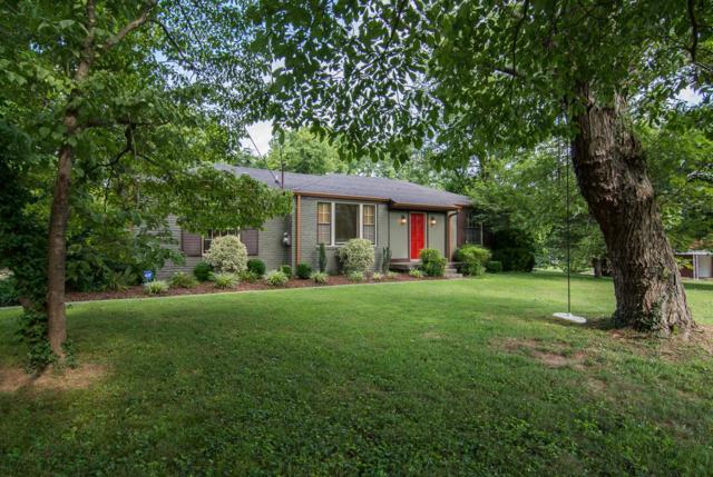4924 Monterey Dr, Nashville, TN 37220 (MLS #1949688) :: RE/MAX Homes And Estates