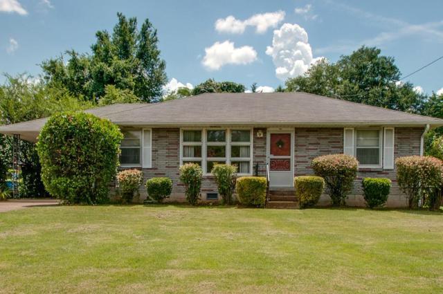 603 American Rd, Nashville, TN 37209 (MLS #1949790) :: RE/MAX Homes And Estates