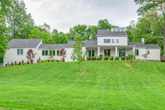 3420 Valley Brook Rd, Nashville, TN 37215 (MLS #1949809) :: The Milam Group at Fridrich & Clark Realty