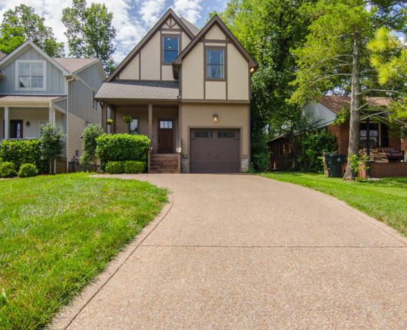 1815 B Shackleford Rd, Nashville, TN 37215 (MLS #1950015) :: DeSelms Real Estate