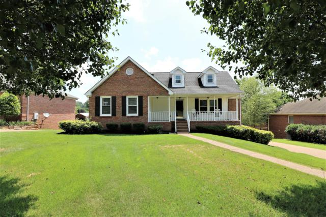 825 Rachel Dr, Goodlettsville, TN 37072 (MLS #1950037) :: Berkshire Hathaway HomeServices Woodmont Realty