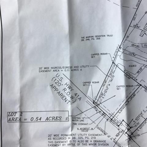 2336 N Jackson St Lot 2, Tullahoma, TN 37388 (MLS #1950167) :: REMAX Elite