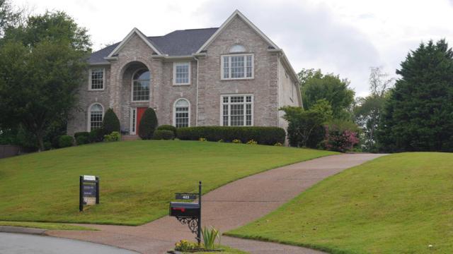 403 Birkdale Ct, Franklin, TN 37064 (MLS #1950228) :: DeSelms Real Estate