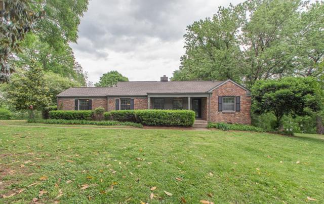 520 Barrywood, Nashville, TN 37220 (MLS #1950447) :: The Kelton Group