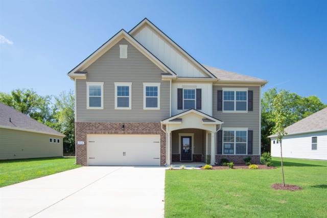 201 \Princeton Drive Lot 48, Lebanon, TN 37087 (MLS #1950653) :: Berkshire Hathaway HomeServices Woodmont Realty