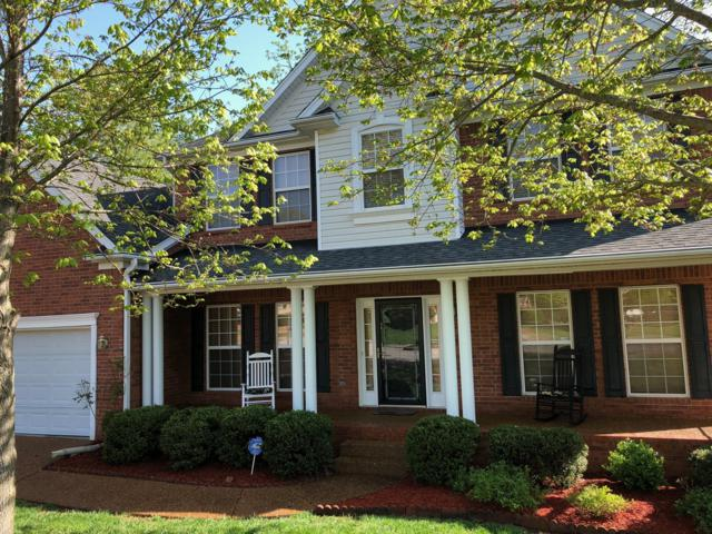1402 Marrimans Ct, Franklin, TN 37067 (MLS #1950796) :: The Milam Group at Fridrich & Clark Realty