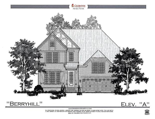 1163 Batbriar Rd (Lot 34), Murfreesboro, TN 37128 (MLS #1950872) :: Ashley Claire Real Estate - Benchmark Realty