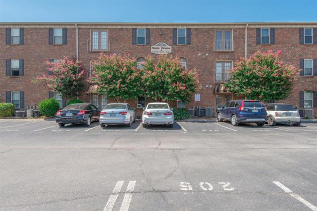 1808 State St Apt 306 #306, Nashville, TN 37203 (MLS #1950984) :: Ashley Claire Real Estate - Benchmark Realty