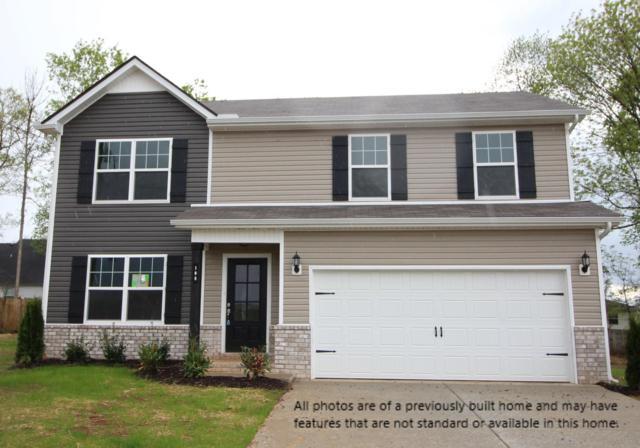 124 Chyntara Drive, LaVergne, TN 37086 (MLS #1951023) :: Ashley Claire Real Estate - Benchmark Realty