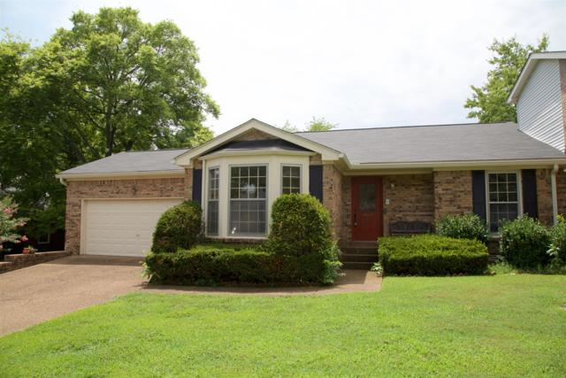 1603 Rosewood Dr, Brentwood, TN 37027 (MLS #1951039) :: The Kelton Group