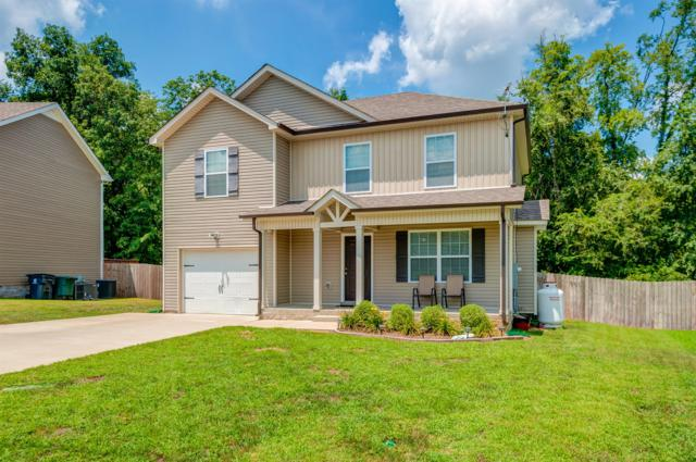 550 Magnolia Dr, Clarksville, TN 37042 (MLS #1951225) :: Ashley Claire Real Estate - Benchmark Realty