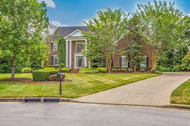 111 Governors Way, Brentwood, TN 37027 (MLS #1951340) :: The Matt Ward Group