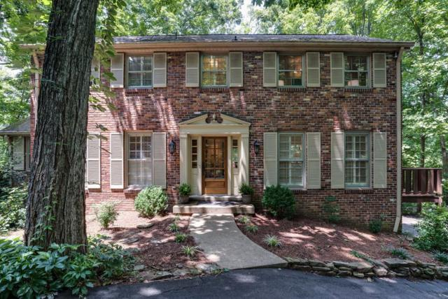 5303 Lancelot Rd, Brentwood, TN 37027 (MLS #1951356) :: Ashley Claire Real Estate - Benchmark Realty