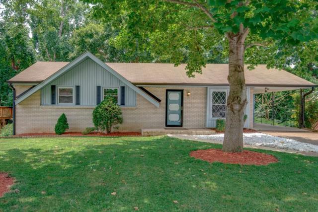 6700 Upton Ln, Nashville, TN 37209 (MLS #1951608) :: RE/MAX Homes And Estates