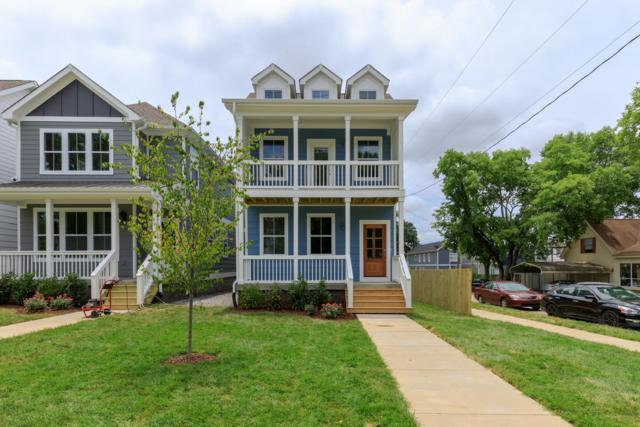 5605 A Tennessee Ave, Nashville, TN 37209 (MLS #1951641) :: The Milam Group at Fridrich & Clark Realty