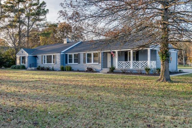 6300 Jocelyn Hollow Rd, Nashville, TN 37205 (MLS #1951812) :: The Milam Group at Fridrich & Clark Realty