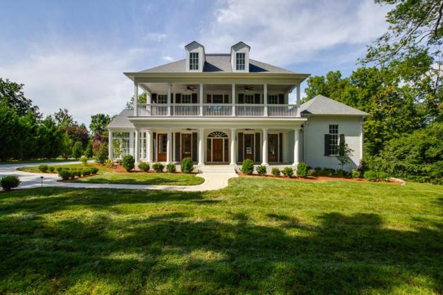 808 Crestwood Drive, Nashville, TN 37204 (MLS #1952255) :: Ashley Claire Real Estate - Benchmark Realty
