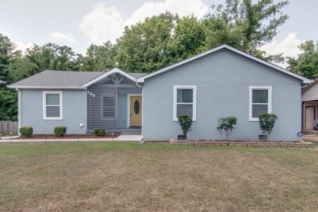 509 Rockwood Dr, Hermitage, TN 37076 (MLS #1952291) :: RE/MAX Choice Properties