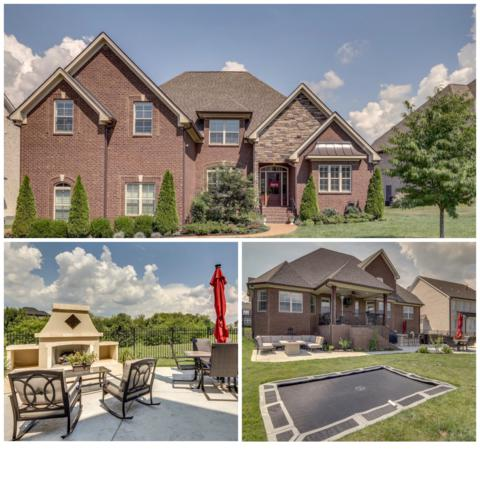 4060 Miles Johnson Pkwy, Spring Hill, TN 37174 (MLS #1952414) :: Berkshire Hathaway HomeServices Woodmont Realty