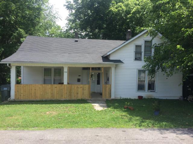 713 W 5Th St, Dickson, TN 37055 (MLS #1952448) :: John Jones Real Estate LLC