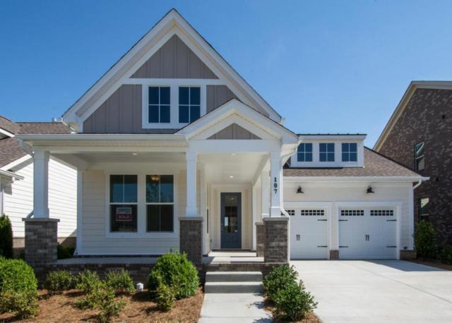 115 Nighthawk Rd. Lot 349, Hendersonville, TN 37075 (MLS #1952531) :: RE/MAX Choice Properties