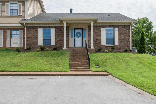940 Brentwood Pointe, Brentwood, TN 37027 (MLS #1952540) :: RE/MAX Choice Properties