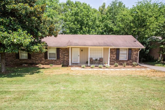 113 Hillside Dr, Hendersonville, TN 37075 (MLS #1952692) :: RE/MAX Choice Properties